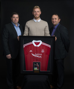 ABERDEEN FOOTBALL CLUB SPONSORS DINNER 2016