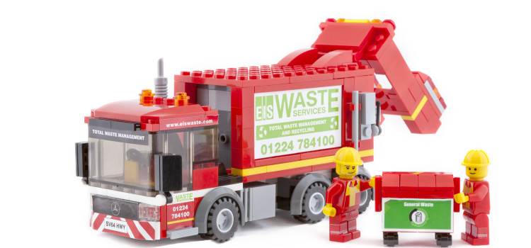 ON SALE NOW LIMITED EDITION EIS WASTE SERVICES MERCEDES ECONIC BIN LORRY