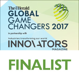 Global Game Changers - Finalist Instagram badge1