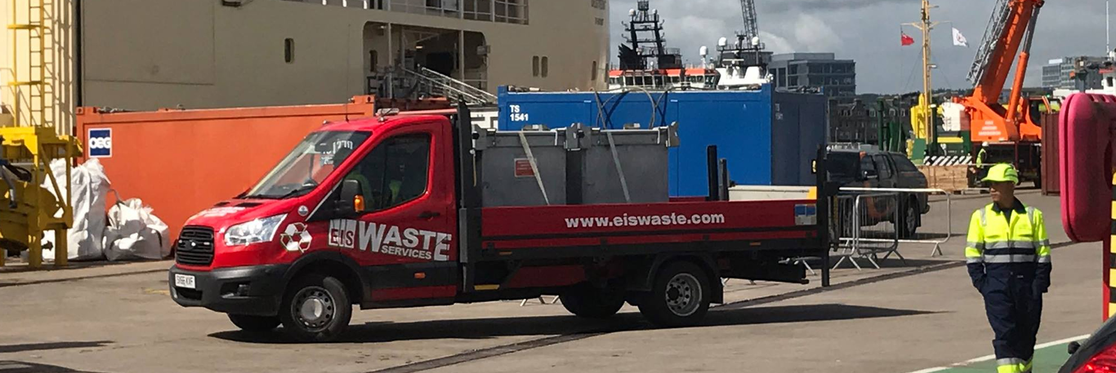 EIS Waste | Skip Hire and Waste Recycling in Aberdeen & Aberdeenshire