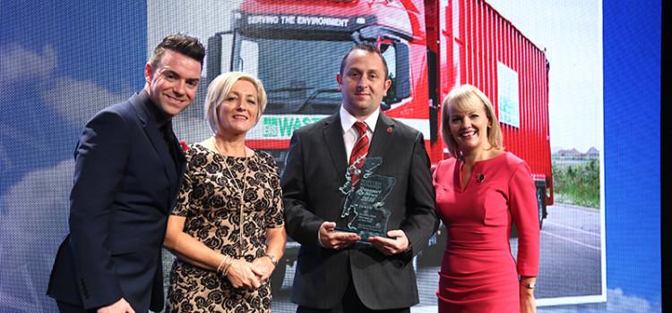 November 2015 – Local Man Wins Top Industry Award
