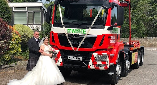 CONGRATULATIONS MIKE AND STACEY