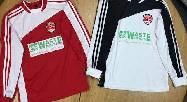 EIS WASTE SERVICES CONTINUE SPONSORSHIP OF ABERDEEN FC LADIES DONS U13S