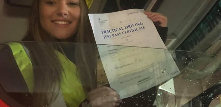 ERIN SHARP – YOUNGEST HGV DRIVER