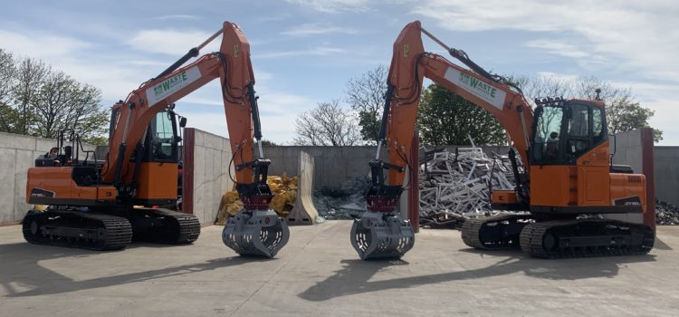 EIS WASTE SERVICES PUT FAITH IN DOOSAN